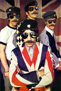 Saddam and the Who-sseins Band Picture