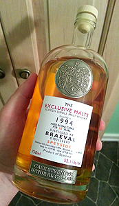 Exclusive Malts Braeval 1994