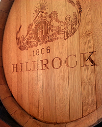 Hillrock Cask