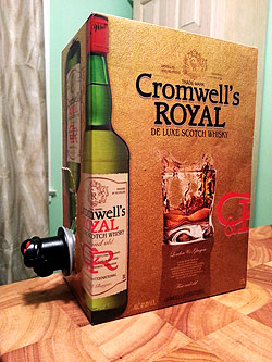 Cromwells Royal De Luxe Scotch Whisky