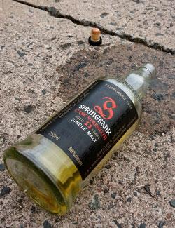 Park Ave Liquors Springbank 11yr Rum Finish