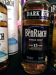 BenRiach Dark Rum Finish