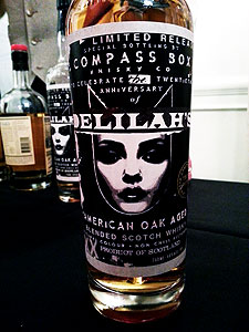 Compass Box Delilah