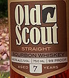 Old Scout Bourbon 7