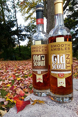Smooth Ambler 7 and 10 Bourbon