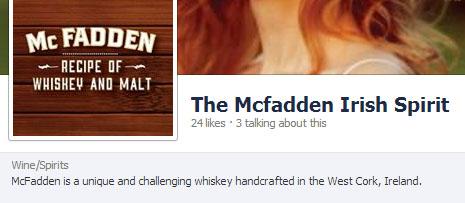 McFadden Facebook Page