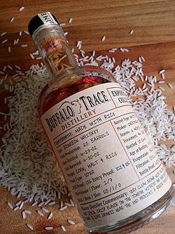 Buffalo Trace Rice Mash