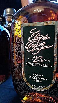 Elijah Craig 23 year