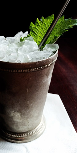 The Shiso Julep