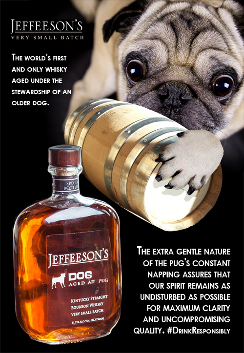 Jeffeesons Aged at Pug Small Batch